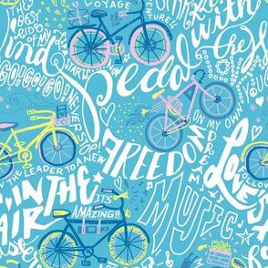 Magical Bikes (Blue)