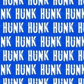 Hunk - Blue - LAD19