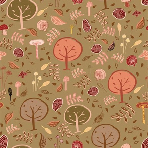 woodland forest