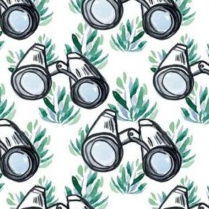 "4"" Binoculars"