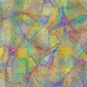 rainbow-facets