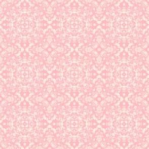 Garden Sprites ~ Soft Pink Lace