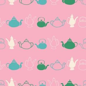 Pink Garden Tea Party