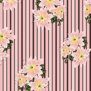 Paducaru Flowers and Stripes_1