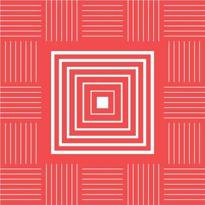 cre8tvdeb Coral Tiles No. 2
