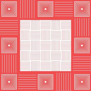 cre8tvdeb Coral Tiles No. 6