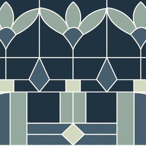 Art Deco Jades