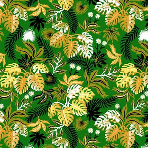 Lola Floral - Green