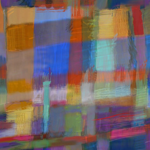 abstract_urban plaid