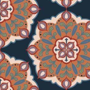 Cinnamon Mandala