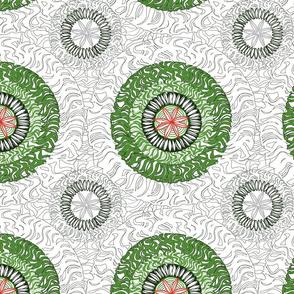 Mandala Lines