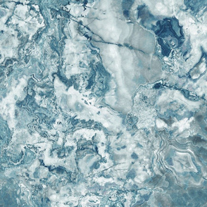 Slate Blue Marble