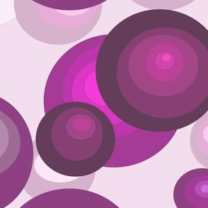 Purple Large Size Bubbles