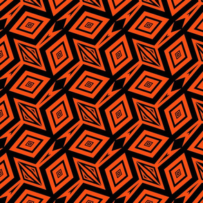 The Orange and the Black: Exploding Boxes