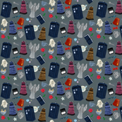 Doctor Who Pattern