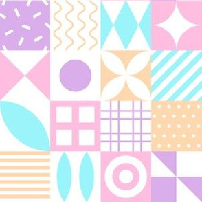 Magical Tiles Pastel