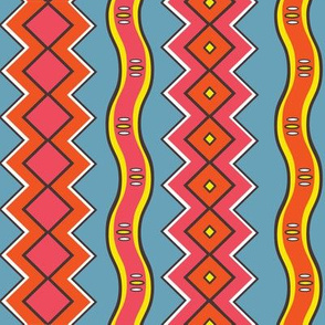 Tribal Stripe