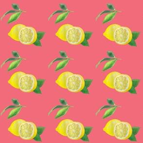 Spring Lemons Red