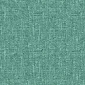 Mint green Natural linen