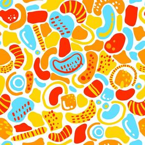 Abstract Blobs