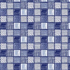 Shibori tile magic