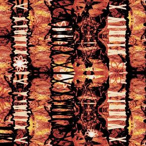 Shibori Challenge Orange