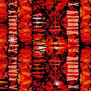 Shibori Challenge Bright Red