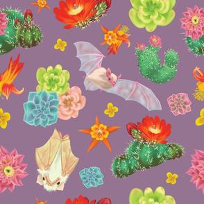 Desert Bloom Purple