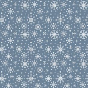 StacyCK Studio - Winter Snowflakes