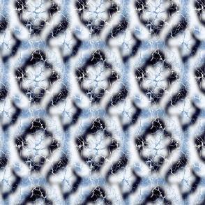 Shibori Lattice Stars