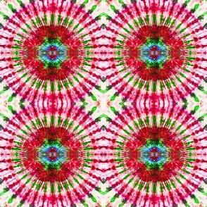 Melon Rind Rainbow Lotus