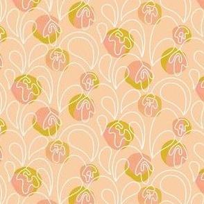 Line Drawn Flowers & Petals