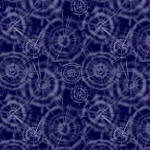 Shibori - esque circles
