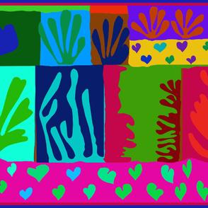 Matisse - Scarf 54x36