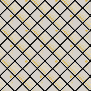 grid on point - yellow-basic