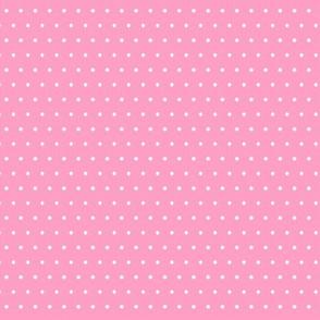 Pink Rockabilly Polkadot
