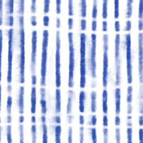Double stripes shibori