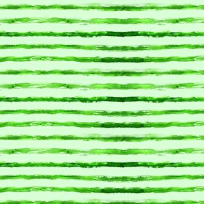 Green stripes on light green background || watermelon skin