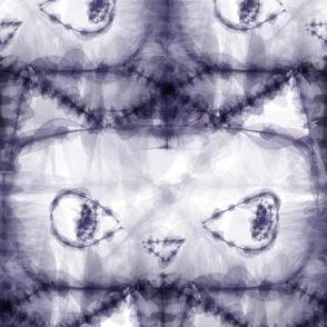 Shibori cat