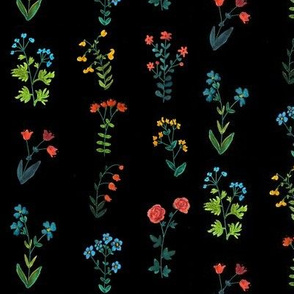 botanique noir