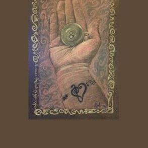Hand & ampersand-