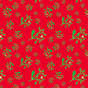 Red Mistletoe 5.7C