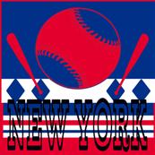 New York Yankees City Name Team Colors Baseball