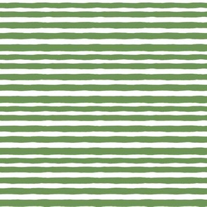tropical stripe - green