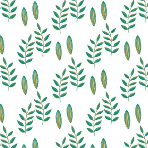Simple green design