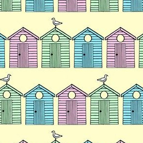 beach-huts-pastel-shades