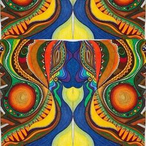 Susan May'19-half mirrored-Half-dropV
