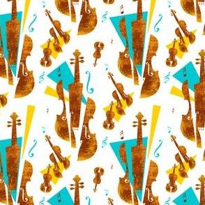 Constructivist Violins