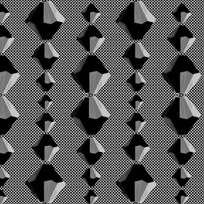 Abstract Bead Curtain 2