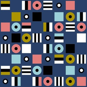 Liquorice Allsorts - trendy colors